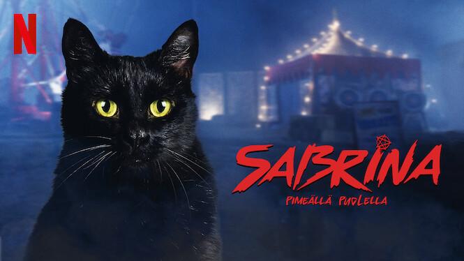 Sabrina Pimeällä Puolella